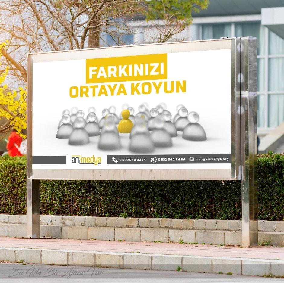 Uşak Billboard Reklam